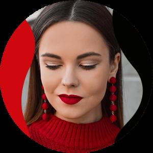 Fashion Trends-Kombinieren Sie Ihr Make-up mit der Mode, die in Mode ist. Mit der perfekten Kombination aus Kleidung und Make-up für jeden Anlass sehen Sie am besten aus