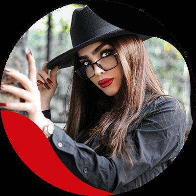 FashionTrends-Kombinieren Sie Ihr Make-up mit der Kleidung, die in Mode ist. Die gleiche Make-up-Farbe kann nicht mit der identisch sein, die Sie in Ihrer Kleidung tragen