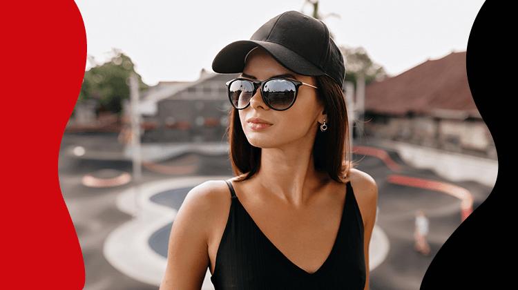 FashionTrends-Die perfekte Mütze für das perfekte Gesicht Lernen Sie, Ihre Mützen einfach zu kombinieren-Banner