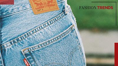 Fashion Trends DE - Levi's - Banner