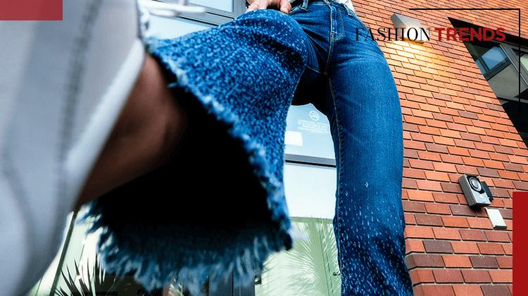 Fashion Trends DE - Schlaghose - Banner