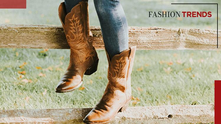 Fashion Trends DE - den besten Cowboystiefeln für Damen!- Banner