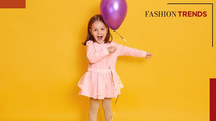Fashion Trends DE - modische Kleidung für kleine Mädchen - Banner
